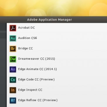 This Script Helps Install Adobe Creative Cloud on Linux