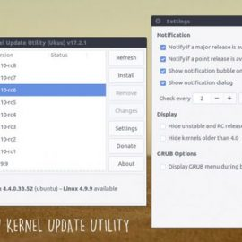 Ukuu Makes it Easy to Install Mainline Linux Kernels on Ubuntu